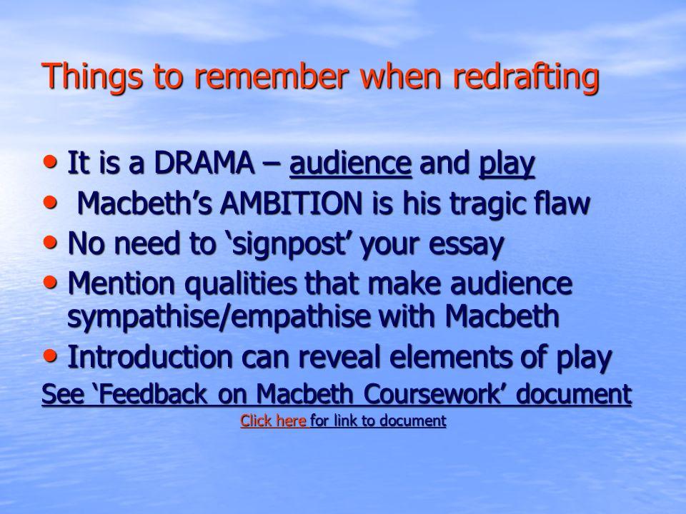 macbeth ambition essay introduction