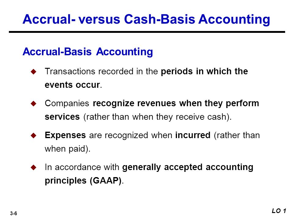 the accrual basis of accounting is far superior to the cash basis of accounting essay Forensic accounting, litigation services & business valuation governmental & nonprofit  test your knowledge  prepare for the cpa exam with these quick quizzes and get immediate results  close financial accounting & reporting / far / start quiz × cancel.