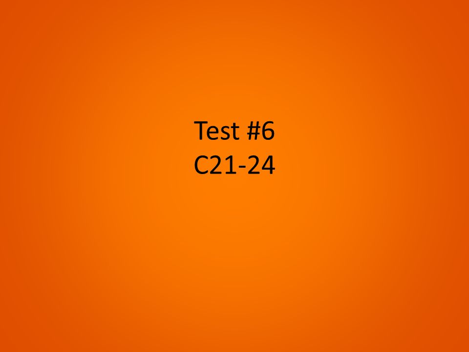 Test #6 C Must Know Dates Years War (French and Indian War
