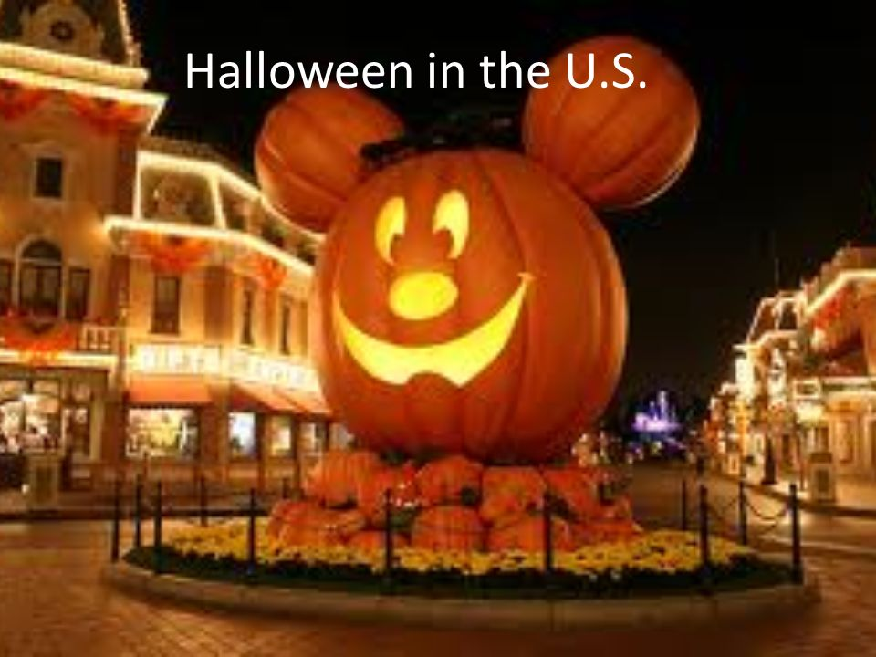 10 Halloween in the U.S.