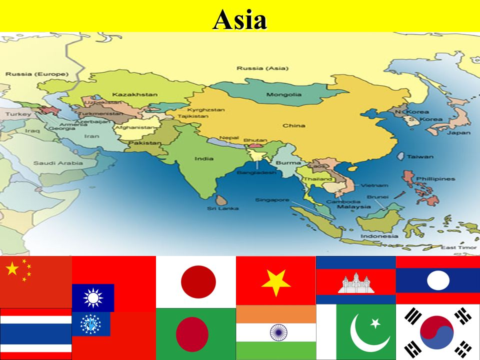 Asia asias geography asia is one of two continents that form a 1 asia gumiabroncs Images