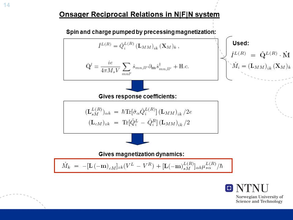 ONSAGER RECIPROCITY RELATION PDF DOWNLOAD