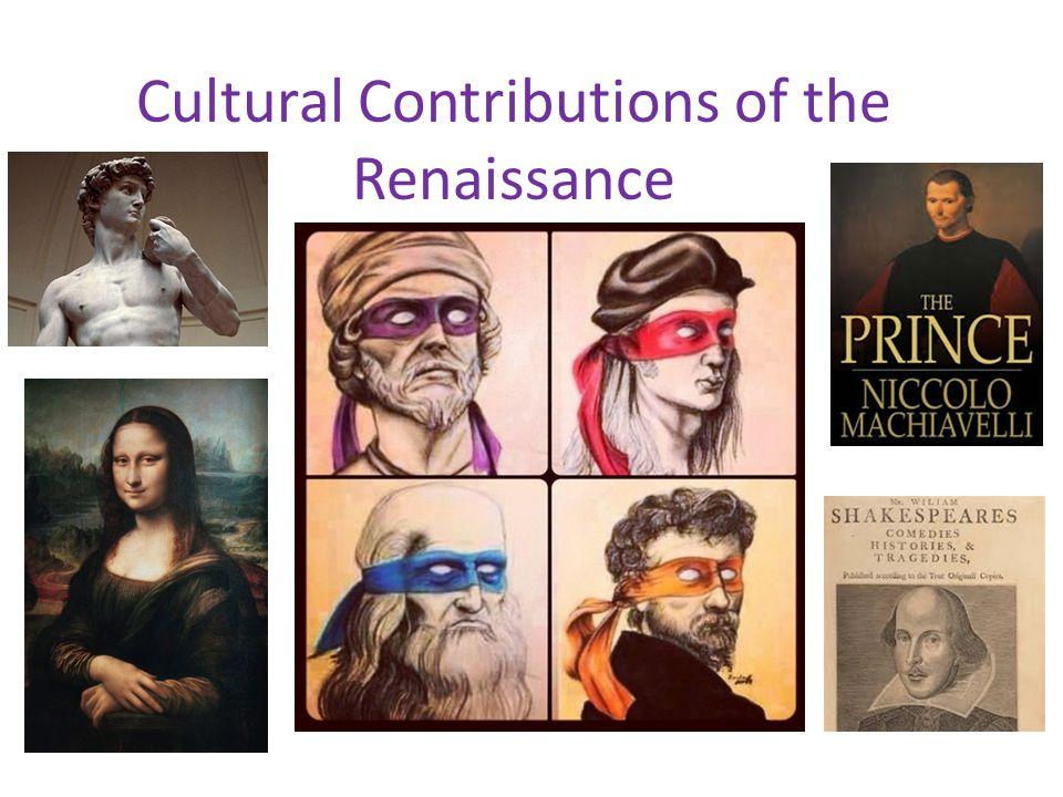 niccolo machiavelli contributions to the renaissance