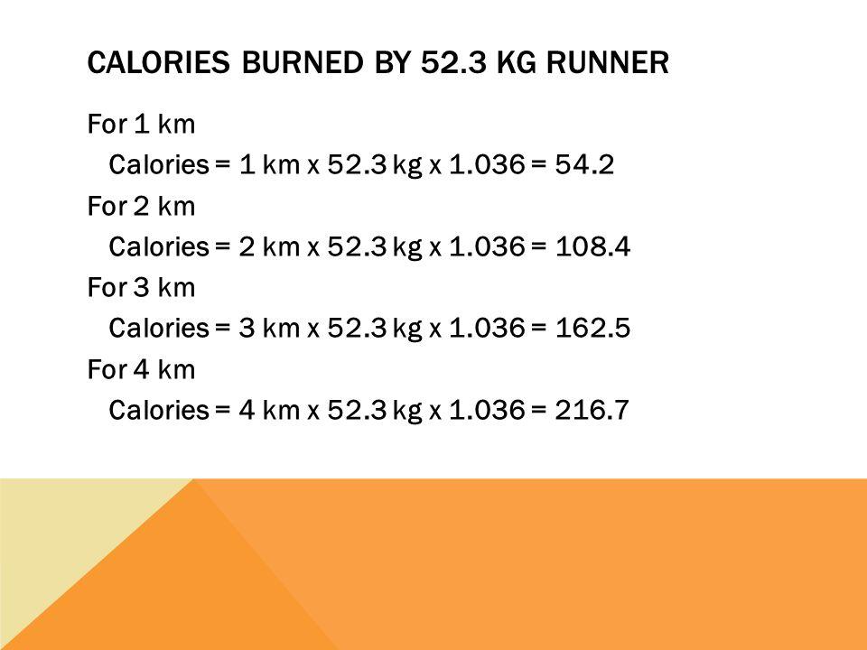 5 Calories