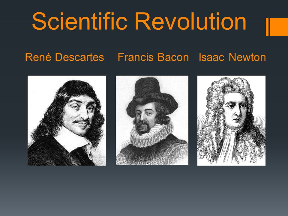 Image result for descartes and bacon