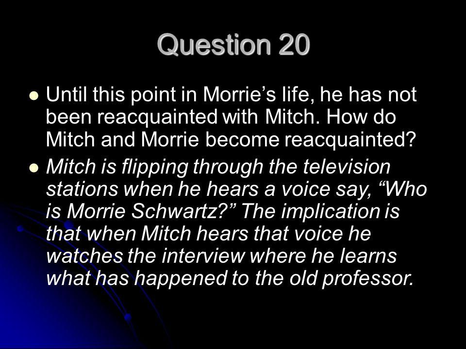 morrie schwartz death