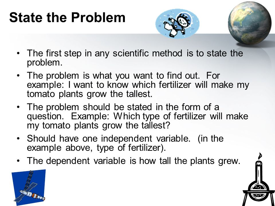 the scientific method science problem solving skills created by