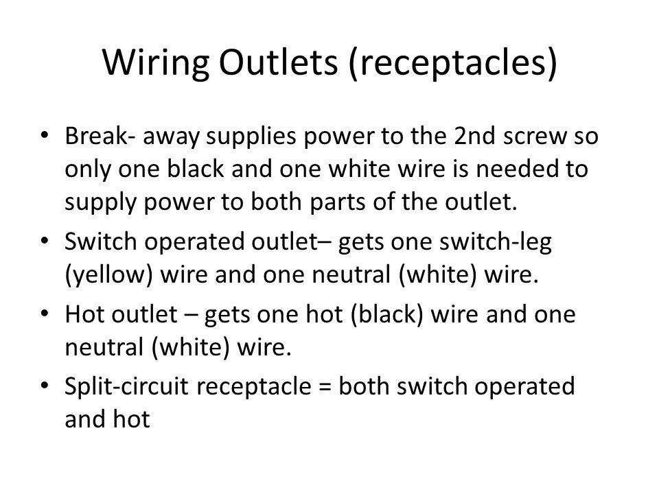 Prime Residential Wiring Unit 3 Installation And Planning Chaps Ppt Download Wiring Database Lotapmagn4X4Andersnl