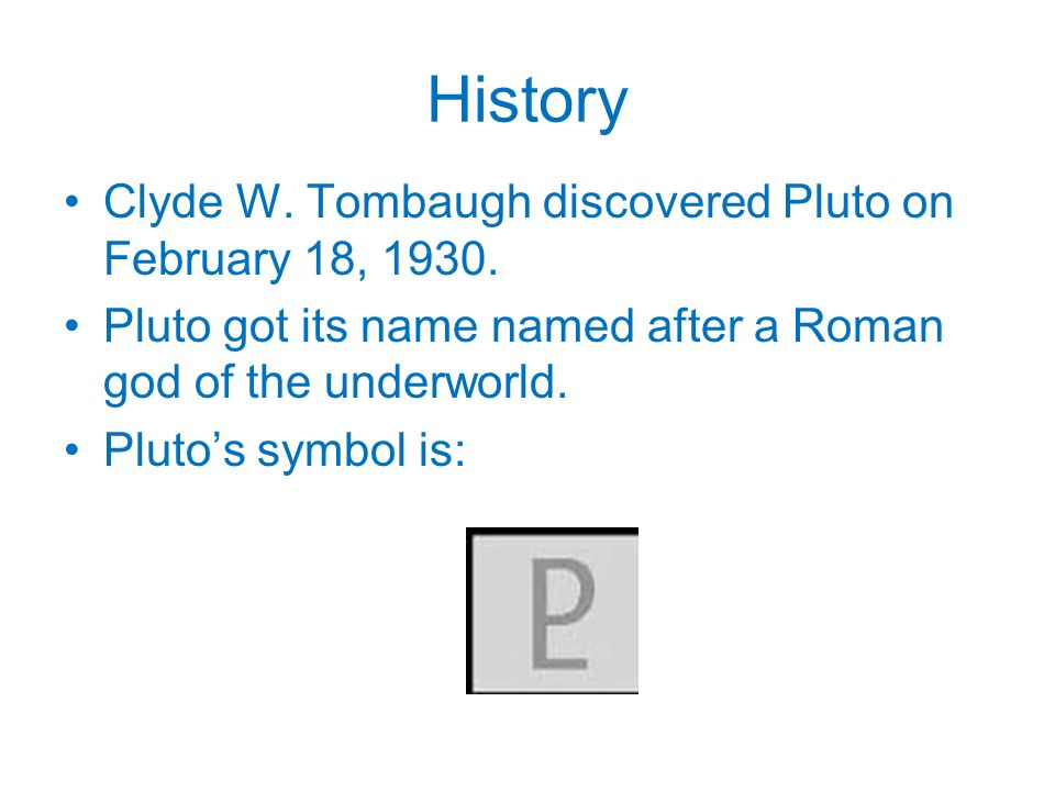 Pluto Dwarf Planet Elizabeth Ramsammy This Is A Photograph Of Pluto