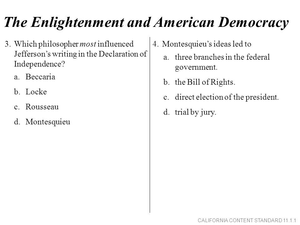 rousseau ideas on democracy