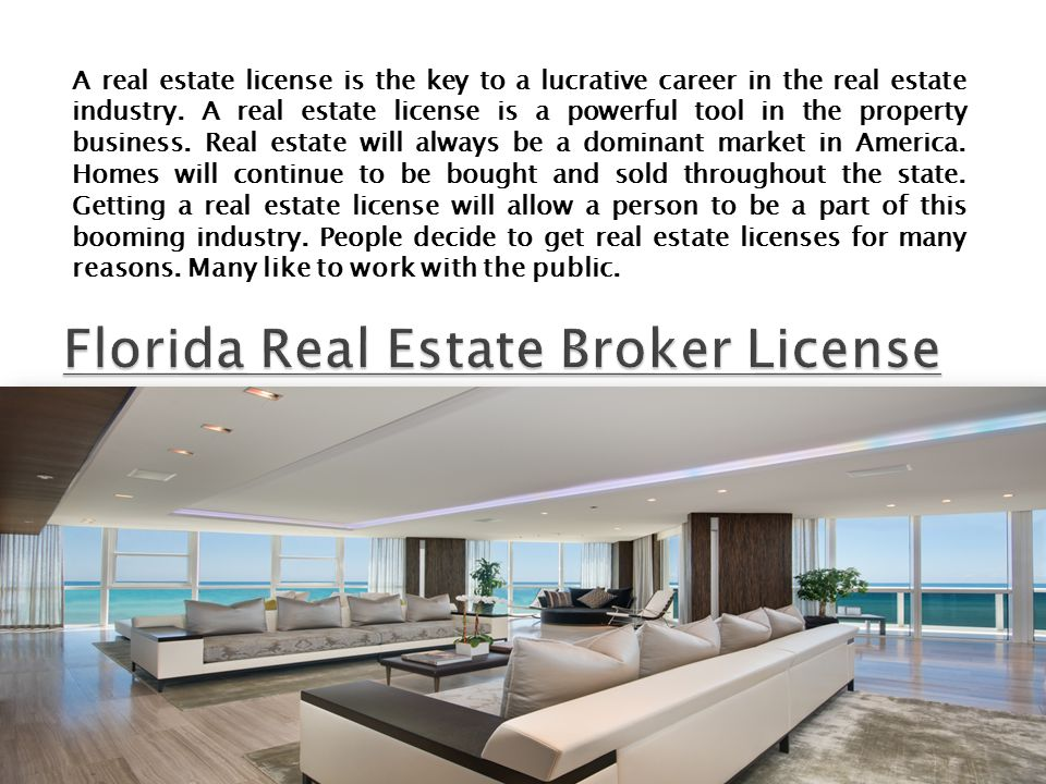 we offer real estate pre license post license and continuing