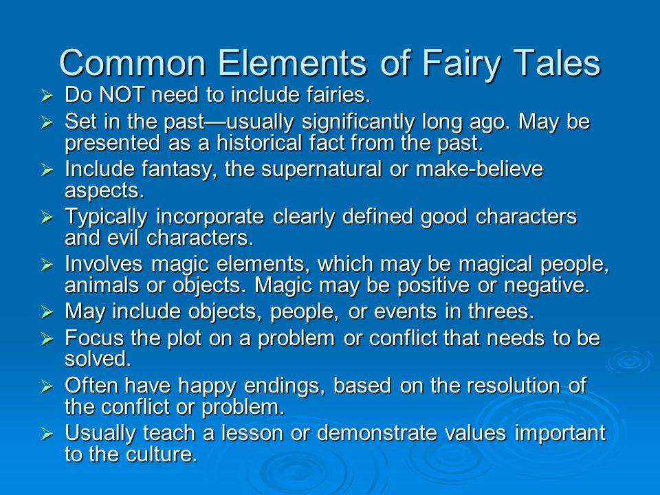 CONTENT UNIT: Disney Deconstruction Part One: Fairy Tales