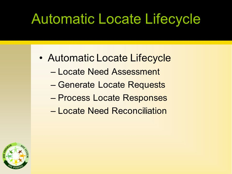 The Functions of Locate Presenters: Janet Nottley, Napa County ...