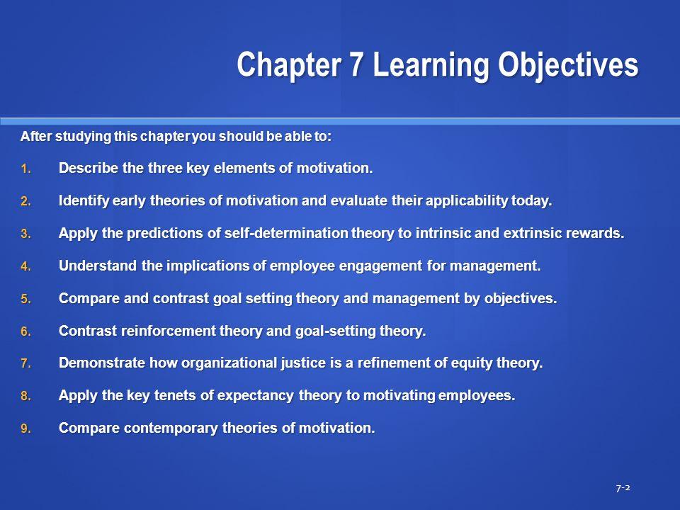 Organizational Behavior 15th Global Edition Motivational