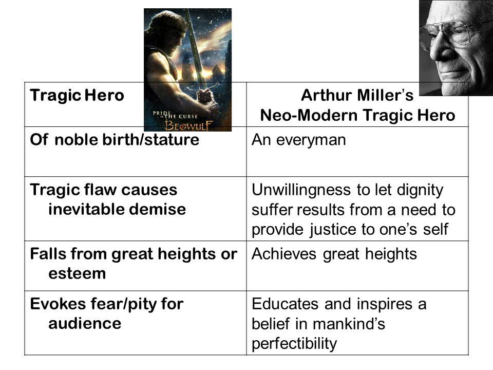 modern tragic hero examples