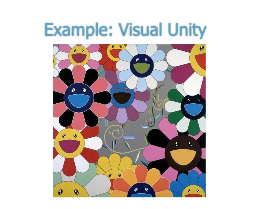 Design Principles Chapter 2: Unity  Introduction: Harmony