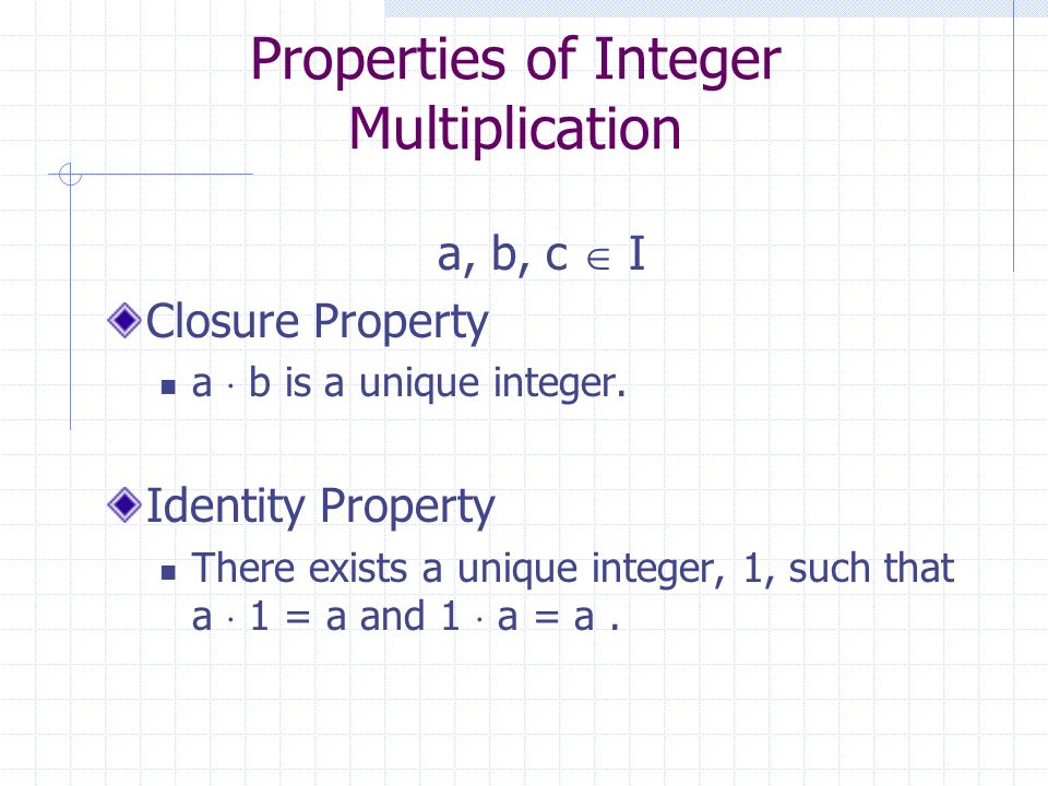 5 2 Multiplication, Division, and Other Properties of