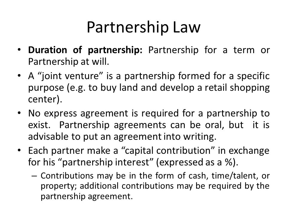 Partnership Act Forms Of Business Sole Transaction One Man Business