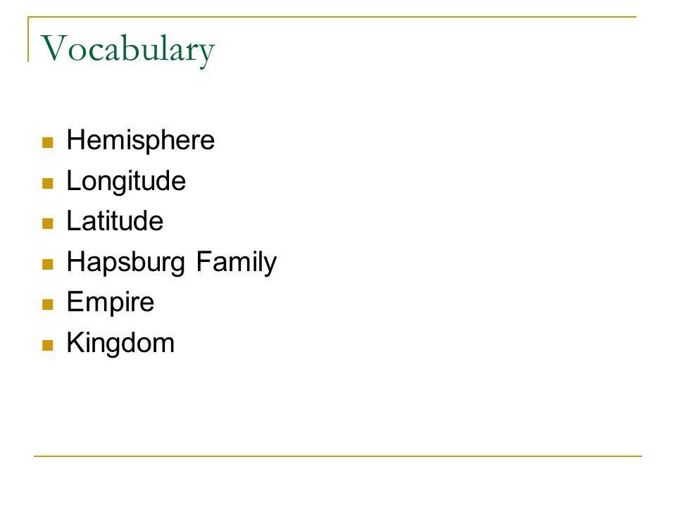 World history ii political boundaries in 1500 ad lecture notes unit 3 vocabulary hemisphere longitude latitude hapsburg family empire kingdom publicscrutiny Choice Image