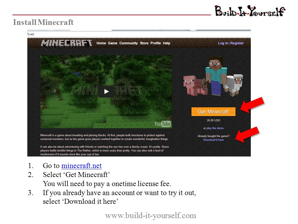 minecraft installer.msi couldnt be downloaded
