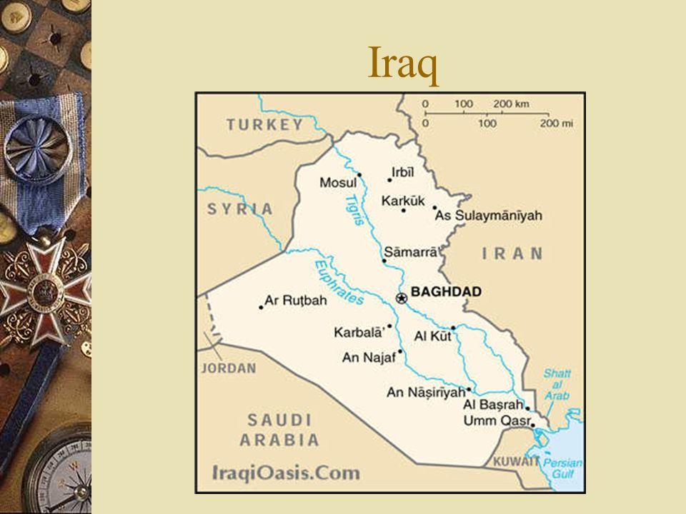 Gulf War Desert Shield Desert Storm Overview  Gulf War ... Desert Storm Map on