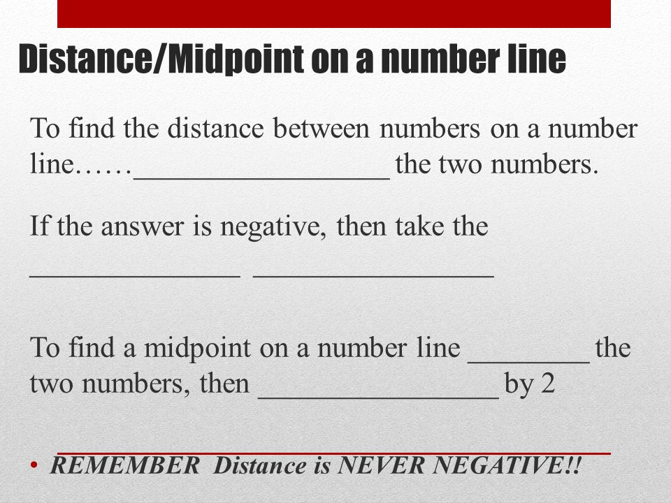 Segment/Angle Addition Postulates Distance and midpoint in