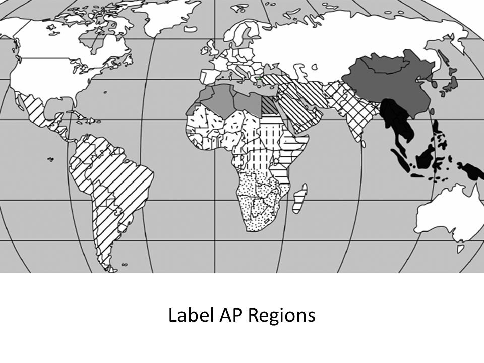 Label AP Regions. Period 3: Regional and Transregional lnteractions ...