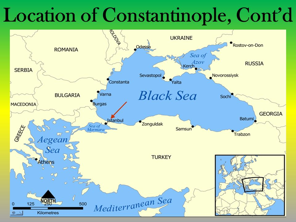 The Rise of the Byzantine Empire. Warm UP!!! Did YOU Know ...