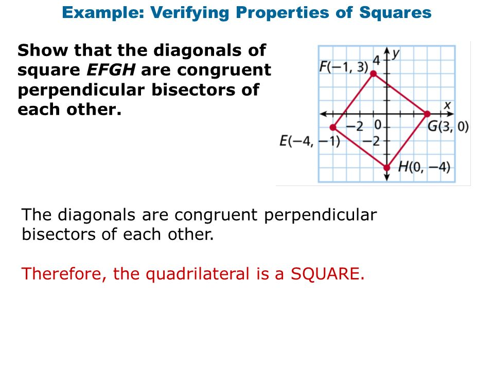 What quadrilaterals have diagonals that are perpendicular and congruent — pic 2