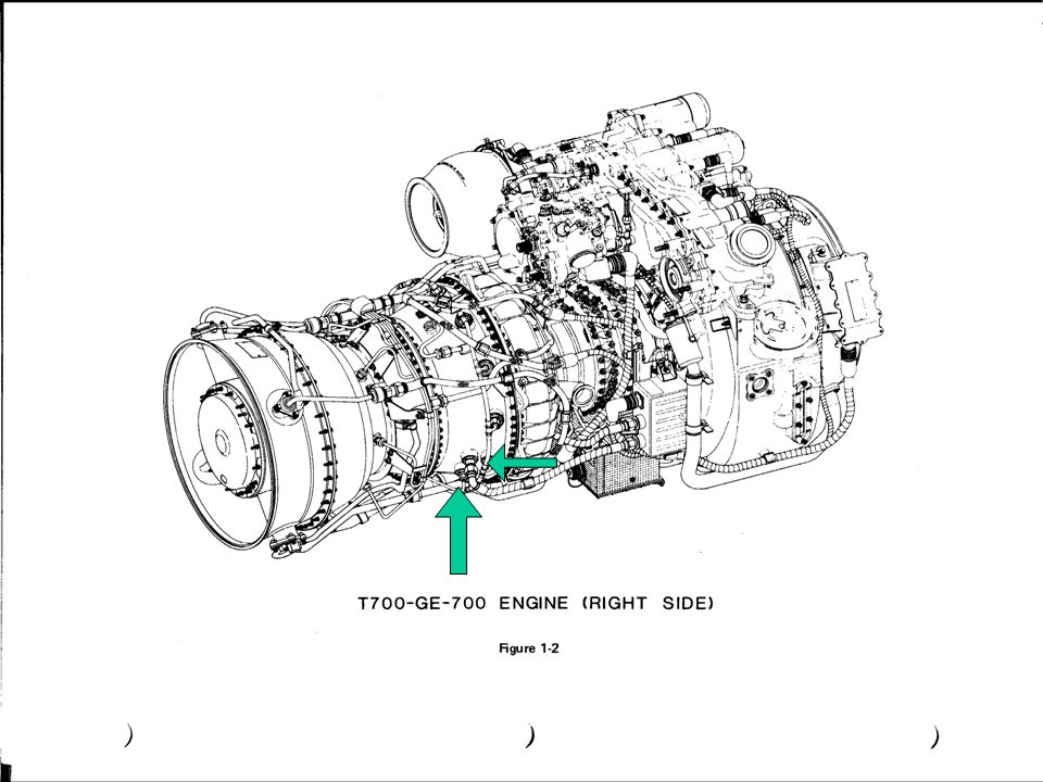 Ge T700 Diagram