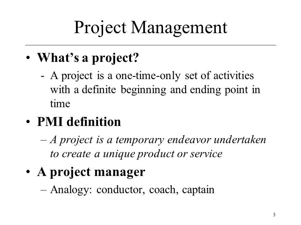 problem solving pmii