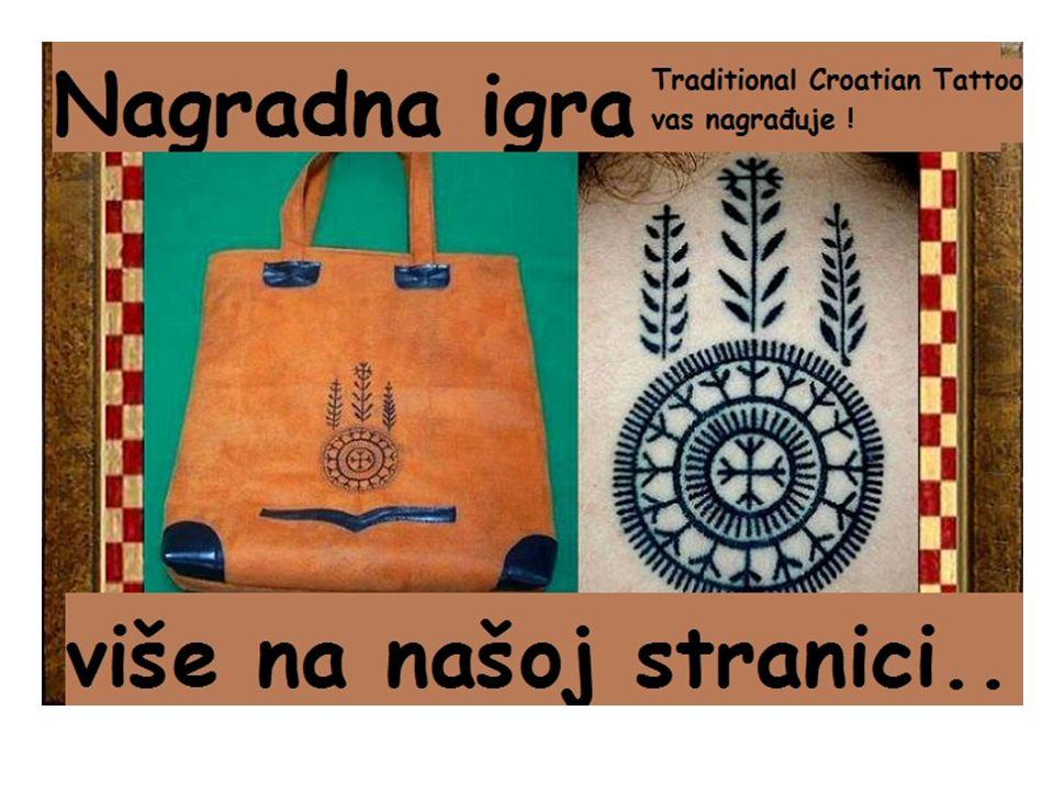 Tattooing Of Catholic Croatian Women In Bosnia And Herzegovina