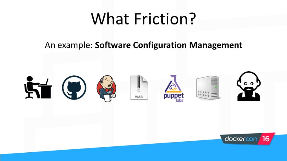Reduce DevOps Friction with Docker & Jenkins Andy Pemberton