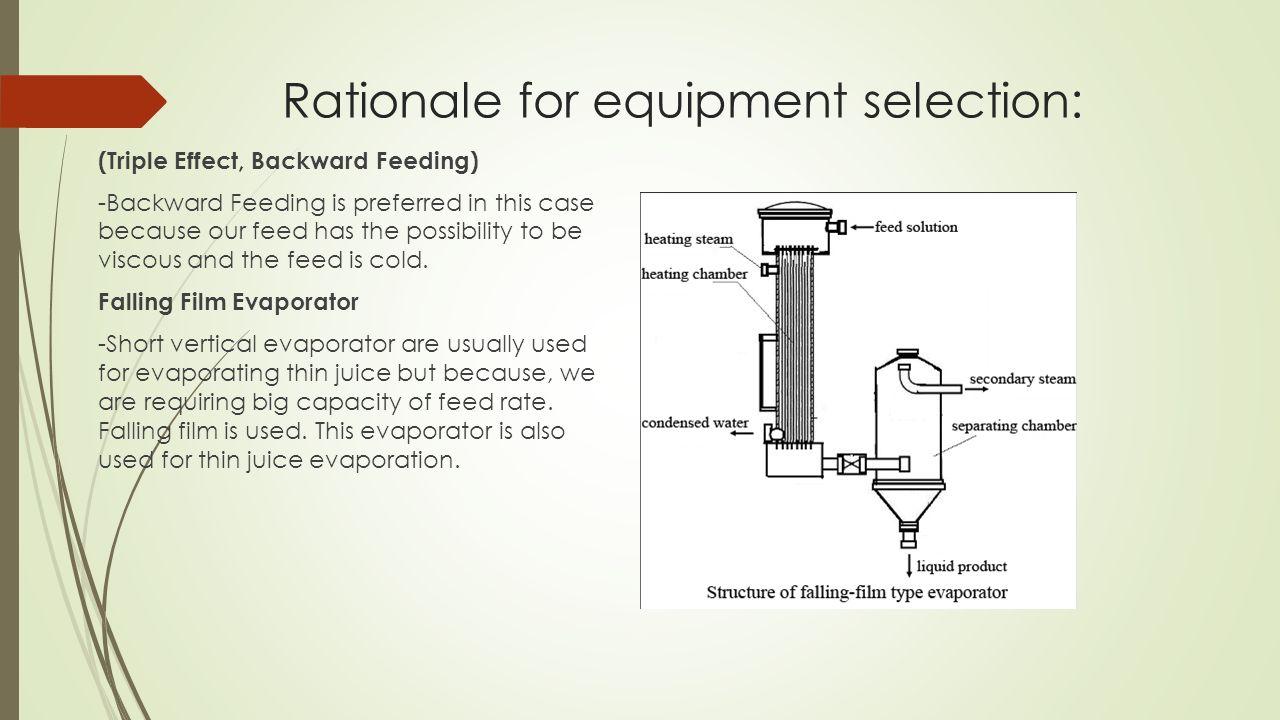 De) falling film evaporator (ffe) | falling film | tubular.
