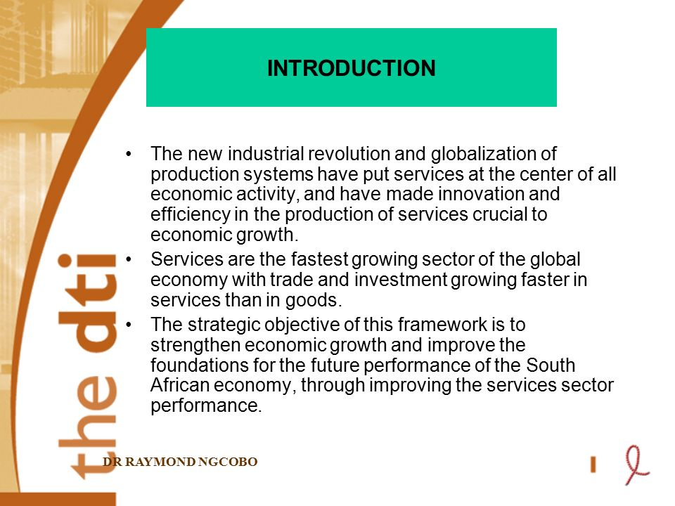 service sector economy definition
