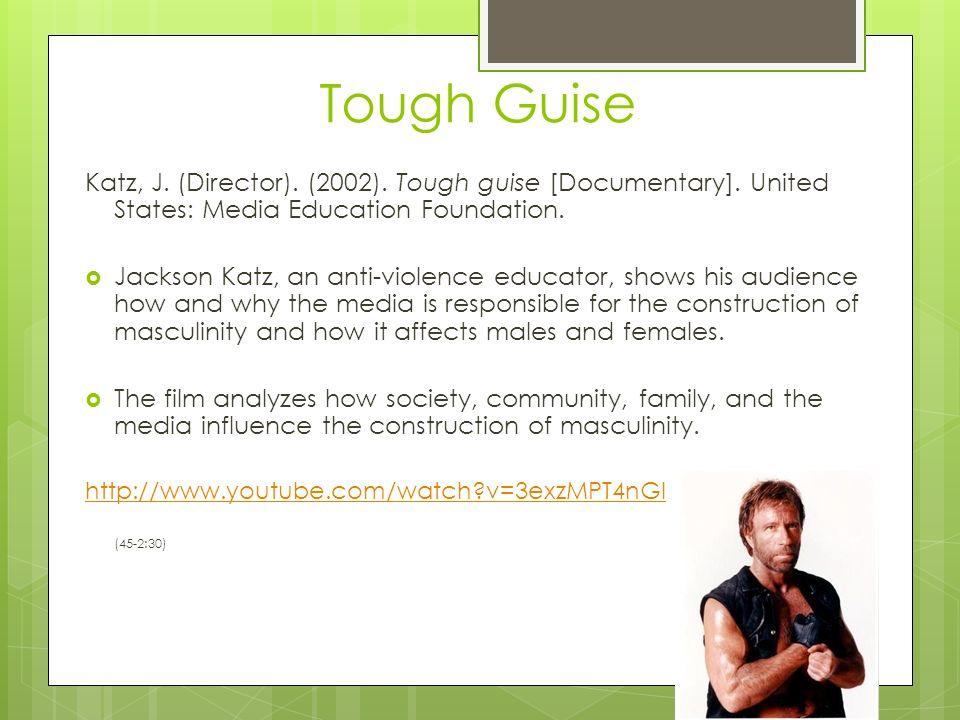 tough guise film