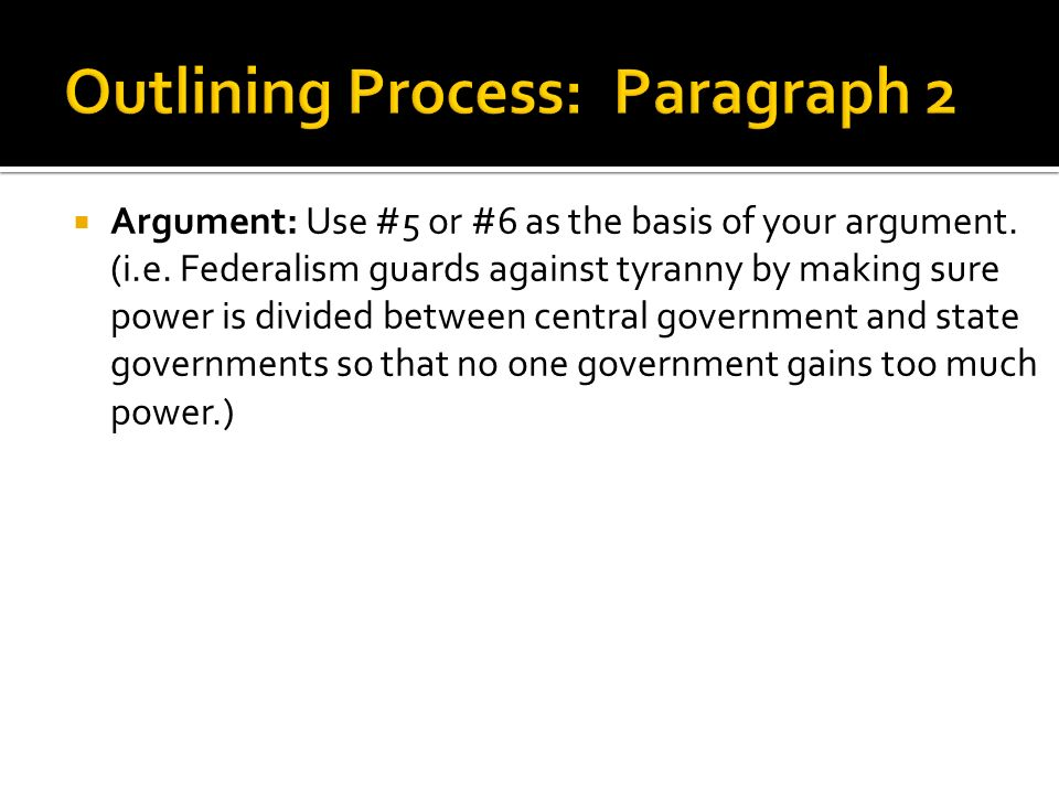 how does the separation of powers guard against tyranny