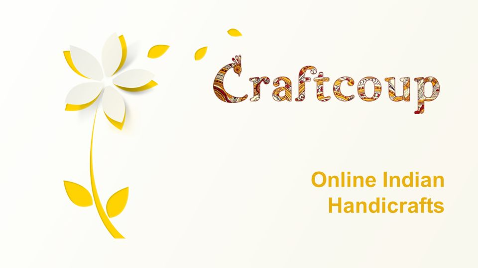 Online Indian Handicrafts About Craftcoup India Has A Rich Heritage