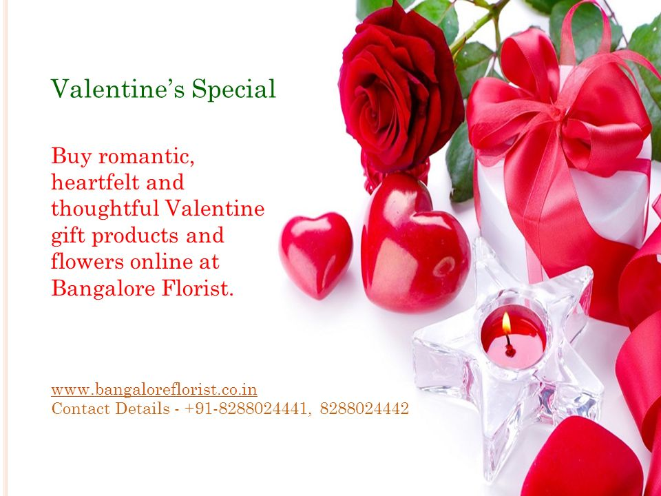 Buy Romantic Heartfelt And Thoughtful Valentine Gift Products Flowers Online At Bangalore Florist