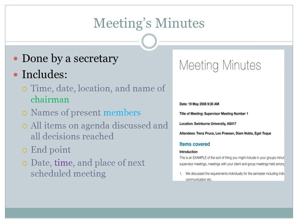 BY NAKIA HAWKINS & KEITH ROBB How to Run a Meeting By Antony Jay ...