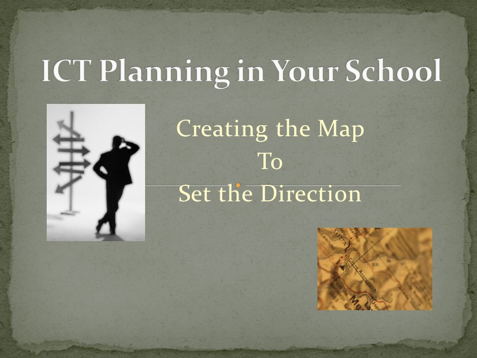 Creating the Map To Set the Direction