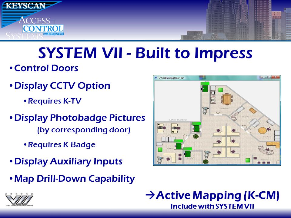 Your Introduction to… SYSTEM VII - Built to Impress Vista