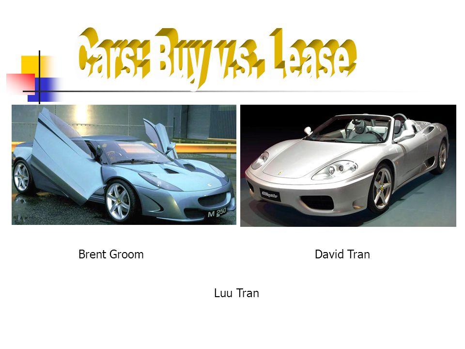 lease vs buy a car analysis