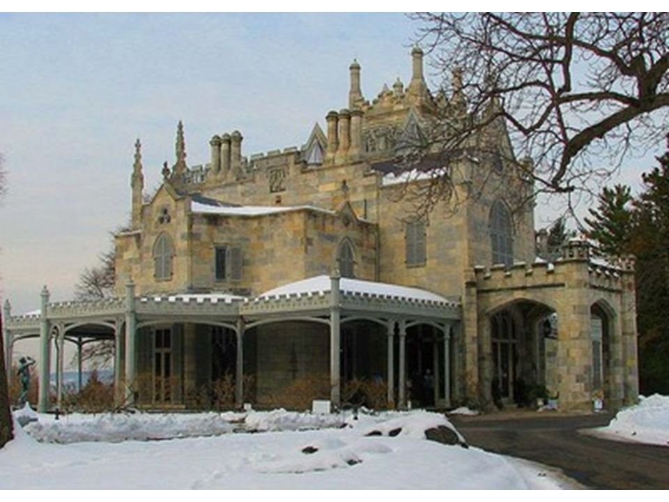 Gothic Revival Style Homes   House Styles Ppt Download