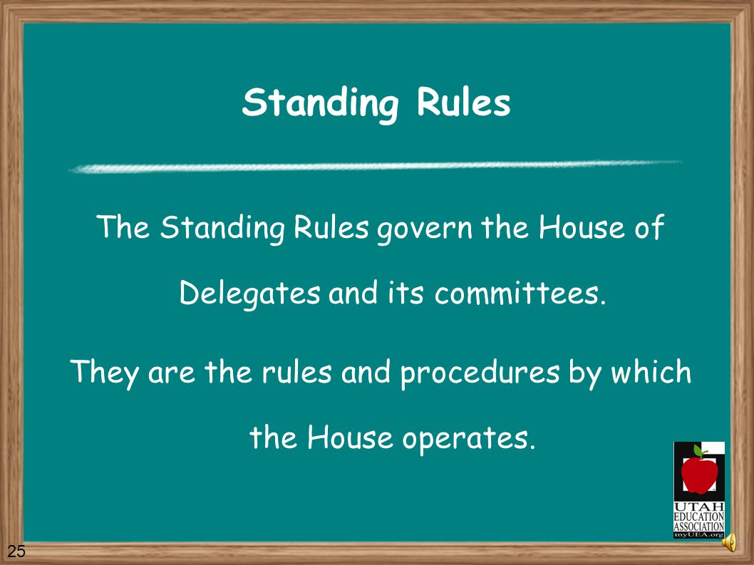 Bylaw Amendments The Bylaws can be amended by a majority vote of the House of Delegates.