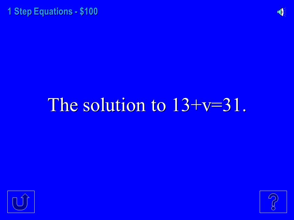 Order of Operations - $500 The solution to (9+6)÷5x4+(2³-3).