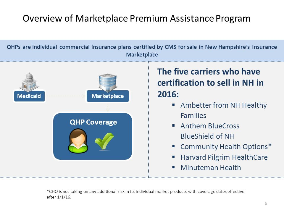 February 18 2015 New Hampshire Health Protection Program