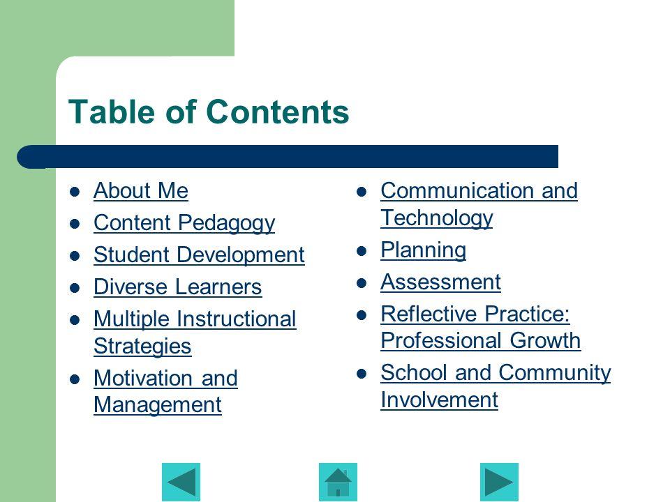Professional Teaching Portfolio Valerie Waloven - ppt download