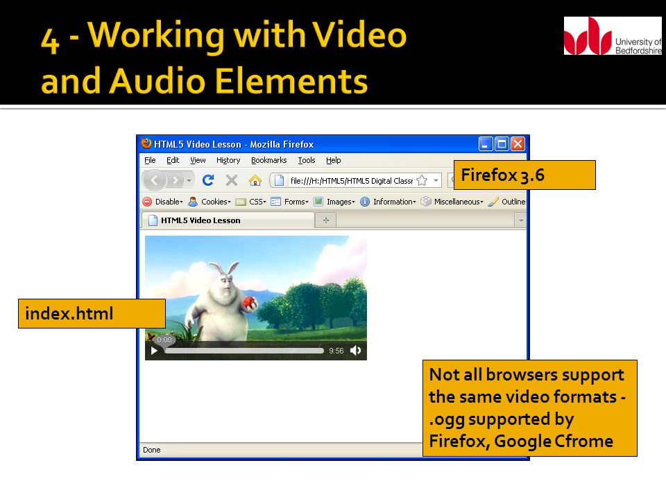 Introduction to HTML5   Dive into HTML5 - Mark Pilgrim ( or ( or