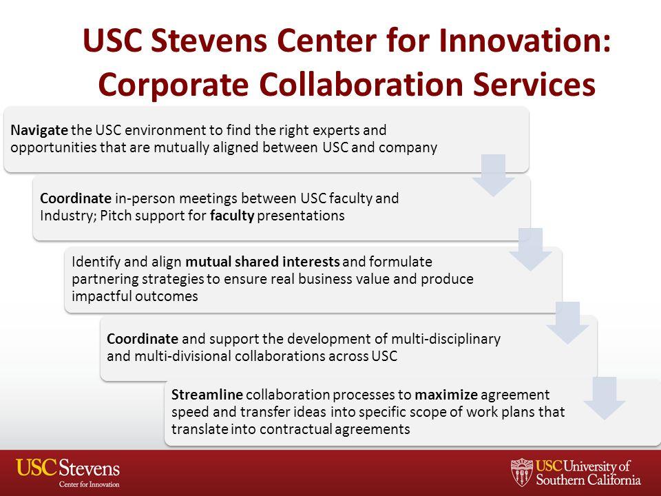 We Are Uscs Technology Transfer Office Usc Stevens Center For
